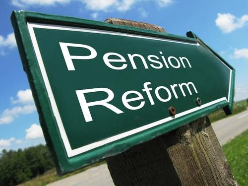 California Lawmakers Pass on Pension Reform